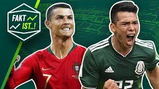 Fakt ist..! Rekord-Ronaldo, Deutschland Drama und Titel-Fluch! WM 2018 Edition