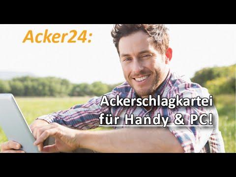 Ackerschlagkartei Von ZG Raiffeisen - Mobile Ackerschlagkartei Acker24 Jetzt Verfügbar