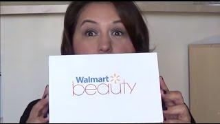 Walmart Beautybox Unboxing - 2014 October Thumbnail