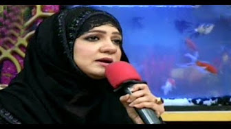 Hamd e Bari Tala In The Beautiful Voice Of Noreen Faiz