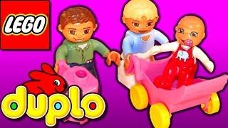 Lego Duplo Unboxing Family House Girls Toys Duplo Kids Toys Lego Ville Legos Duplos