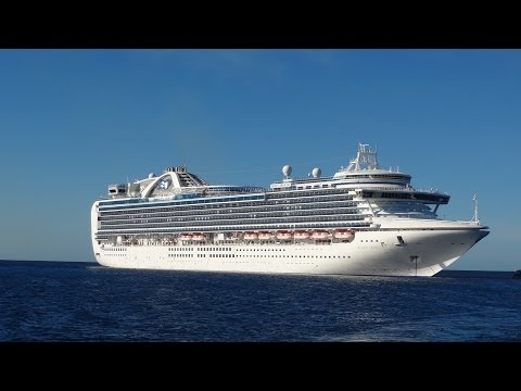 Crown Princess - Ship Tour