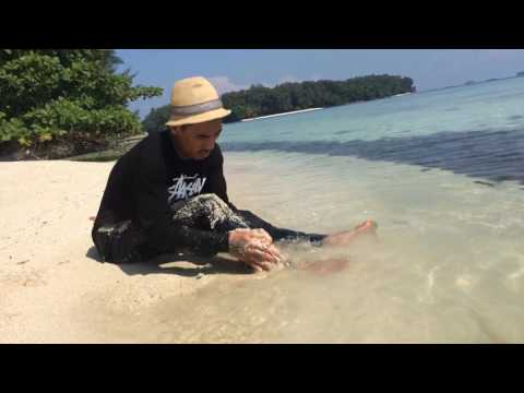 SEA WASH NUDIE JEANS DRY ECRU EMBO