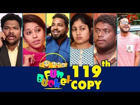 Fun Bucket | 119th Episode | Funny Videos | Telugu Comedy Web Series | By Sai Teja | TeluguOne