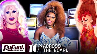 Asia O'Hara Counts Down Stunts & Reveals | 10s Across the Board | RuPaul's Drag Race