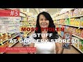 Top Stolen Items in Grocery!