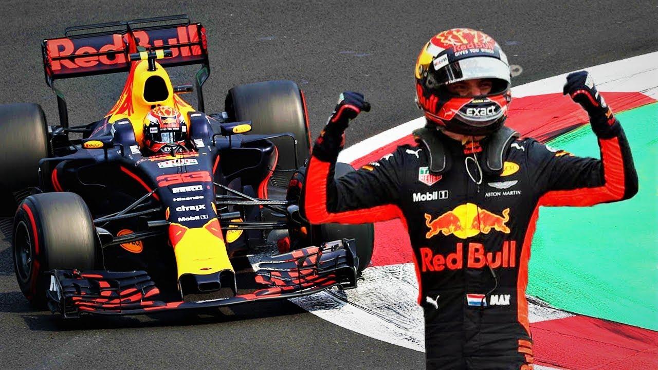 Max Verstappen The Resurgence F1 2017 Season Highlights