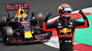 Max Verstappen, the resurgence   F1 2017 Season Highlights