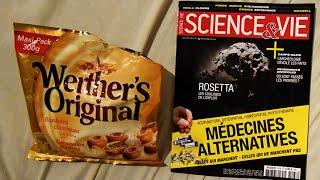 Bonbons et Science ! Science&Vie 1168 [French ASMR]