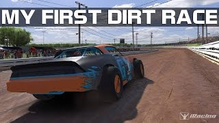 iRacing - My First Ever Dirt Race