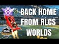 BACK HOME FROM RLCS WORLDS | GRAND CHAMPION 2V2