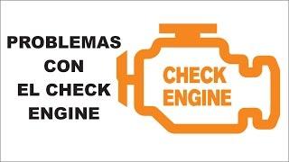 Problemas Con El Check Engine o Luz De Aviso De Falla