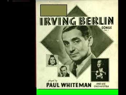 IRVING BERLIN (blue skies)