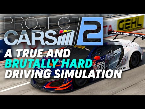 Project Cars 2 - Difficult But Rewarding Racing Gameplay