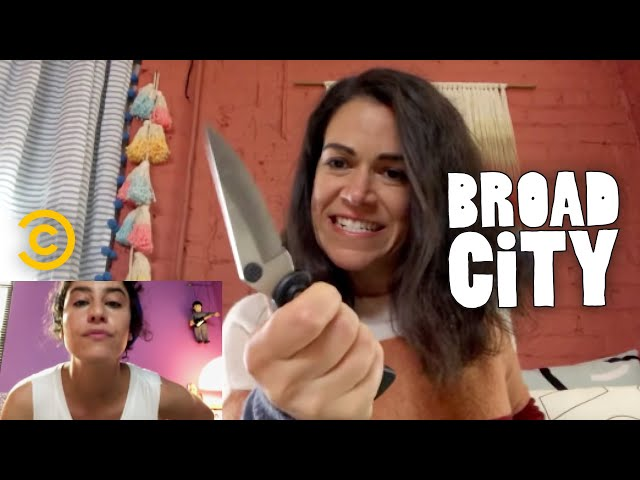 Russian - Extended - Hack Into Broad City
