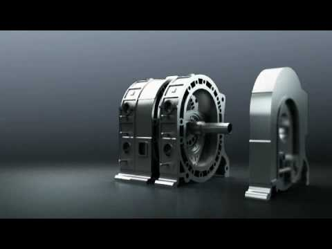 Wankel engine - how it works