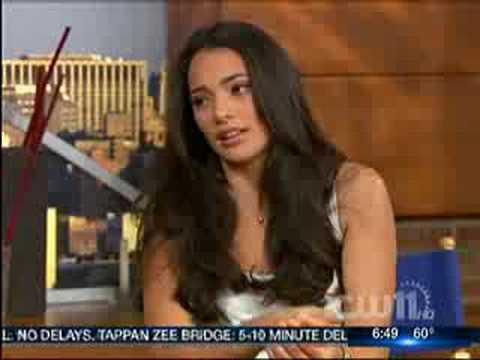 Natalie Martinez Talks About