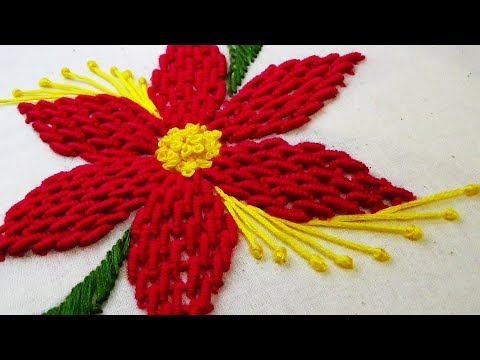 Hand Embroidery: Brazilian Embroidery thumbnail