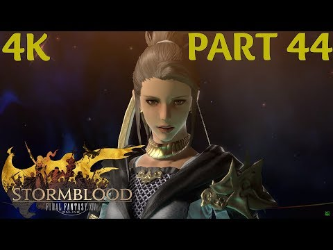 Download Final Fantasy Xiv Online Ps4 Pro 4k Stormblood Expansion