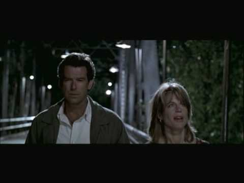 Linda Hamilton & Pierce Brosnan in Dante's Peak - YouTube