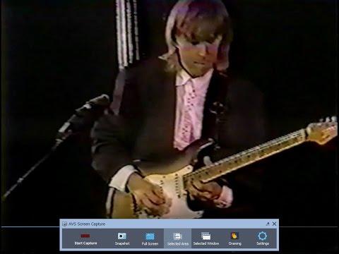 Eric Johnson - 1990 Bottom Line NYC - FULL SHOW - 88 minutes