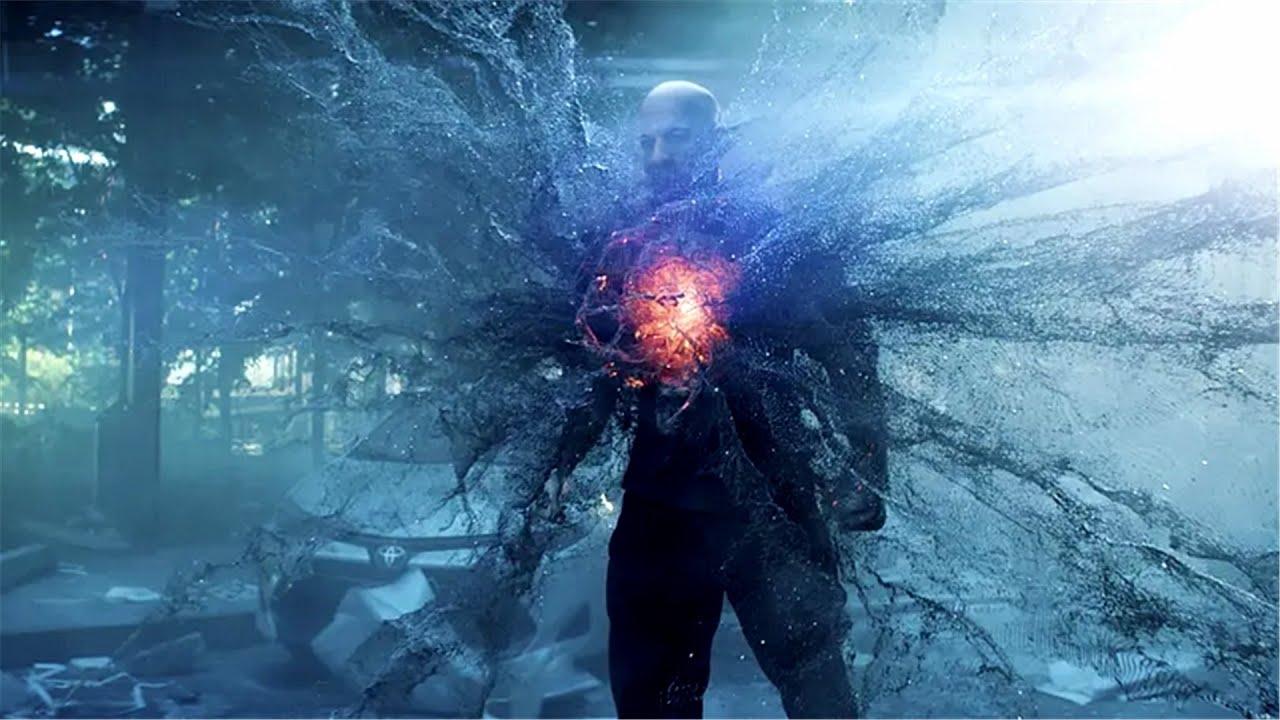 特种兵体内被注入10亿纳米机器人,被炮弹打穿身体瞬间修复,能力比死侍还强!