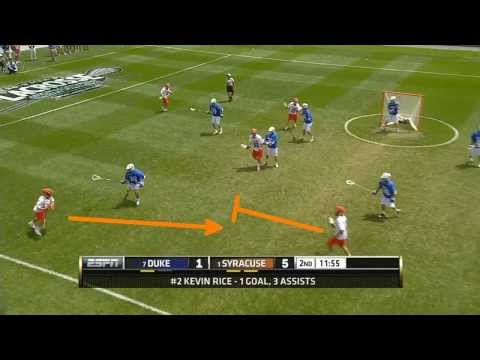 Film Break Down: Another Syracuse goal in the national championship game