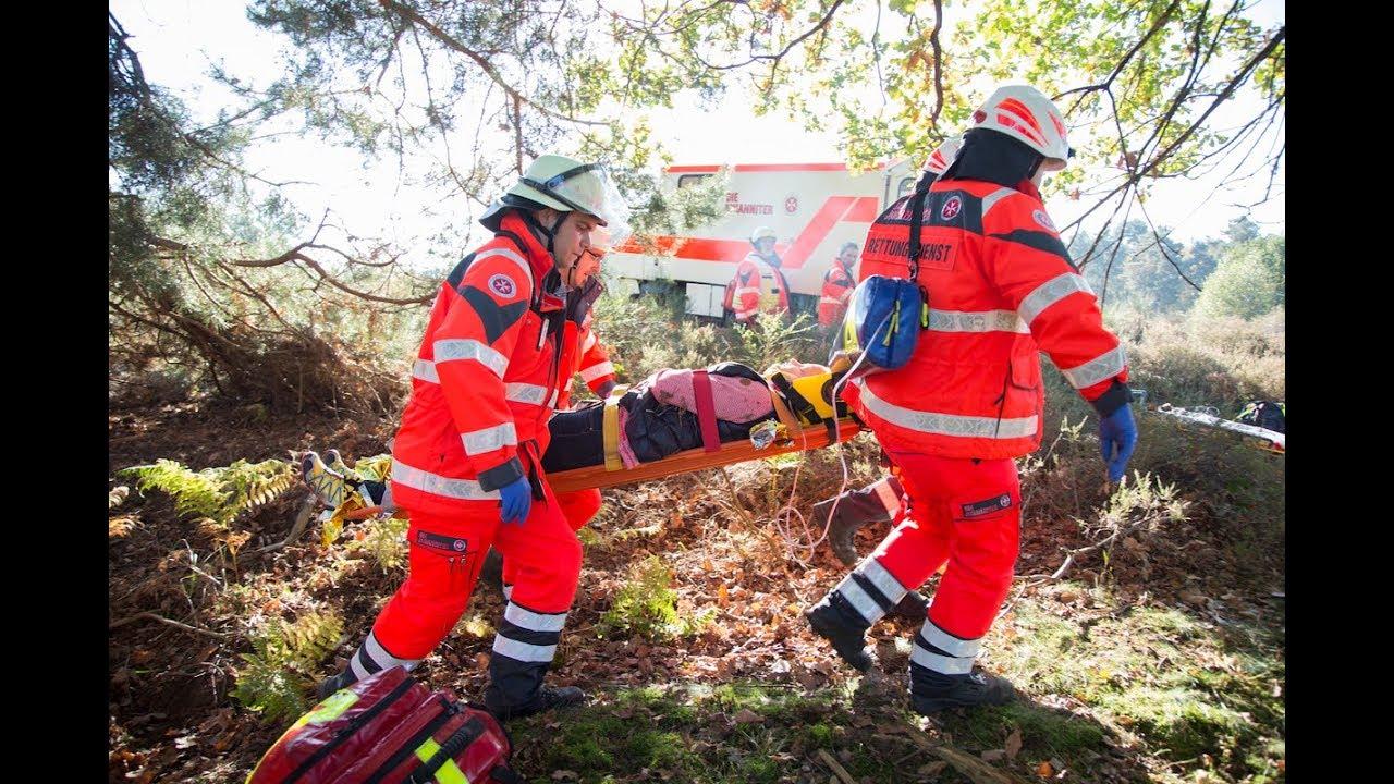 Download UNIKE Katastrophenschutzübung der Johanniter NRW