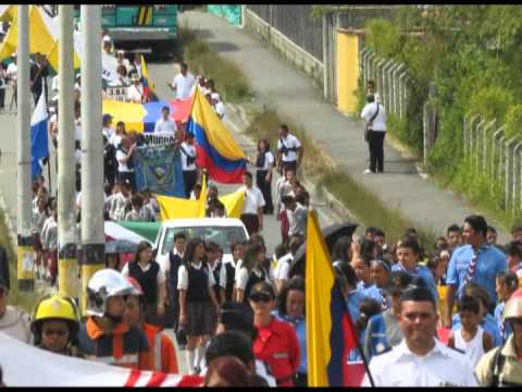 Gran desfile de Independencia Guarne (Ant.) Videos De Viajes