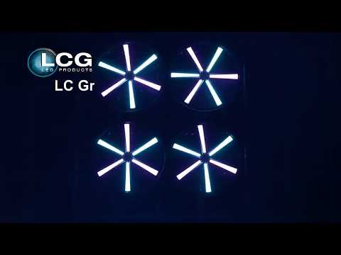 LCG PRODUCTS LED WIND 6