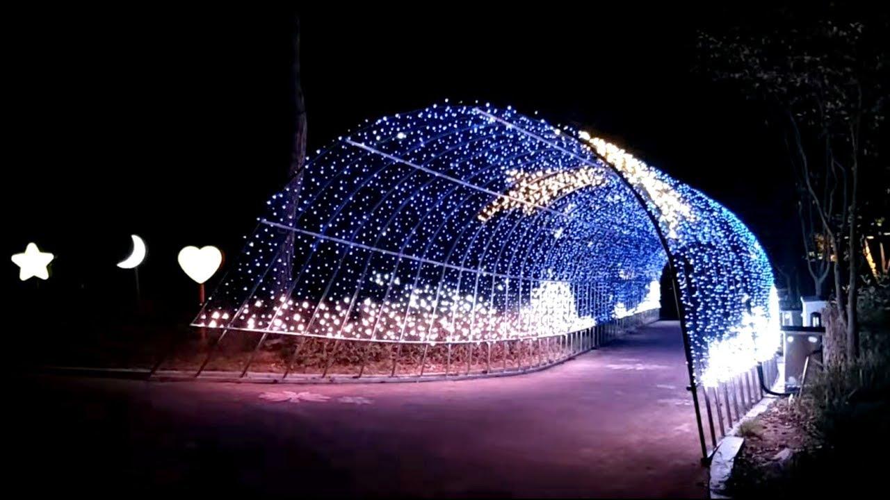 25m Media LED Tunnel