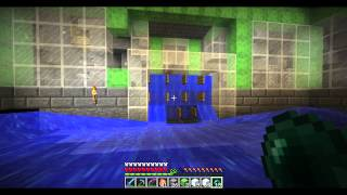 Minecraft 1.8.8 Slime Grinder Tutorial - Drowning Trap