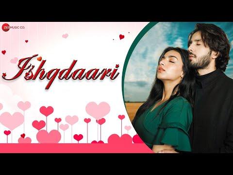 Ishqdaari - Official Music Video | Zaan Khan & Shivani Jha | Yasser Desai | Rashid Khan