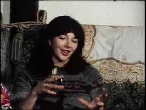 Kate Bush - Talking Babooshka - YouTube