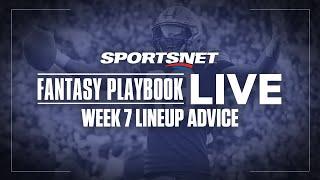 Week 7 NFL Fantasy Football Advice, Best Bets & Injury Updates   Sportsnet Fantasy Playbook LIVE screenshot 2