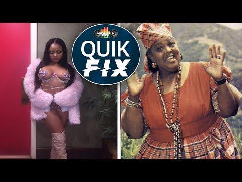 Ishawna Miss Lou backlash + French Montana ft. Alkaline - Formula review | Quik Fix