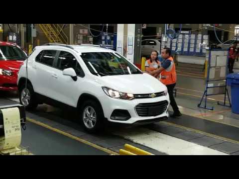 Chevrolet Trax 2017 en México - YouTube