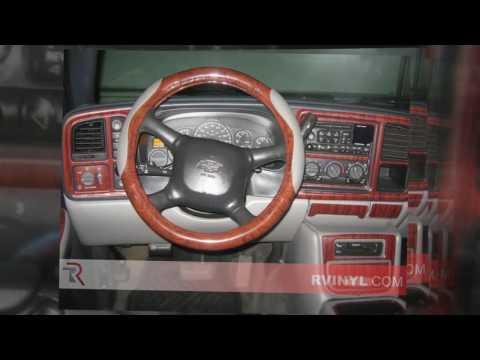 Rdash® 1999 - 2002 Chevrolet Silverado Dash Kits