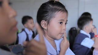 kenangan sekolah taman kanak kanak TK - shinta umur 5 tahun