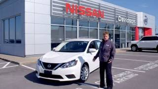 2016 Nissan Sentra SV - Review and Test Drive | Watertown, NY