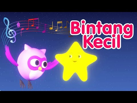 Bintang Kecil | Lagu Anak Indonesia | Lagu Anak Channel