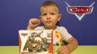 Тачки - Игрушки из мультика.Сборная модель Мэтр.Disney Cars Toys(Всем привет, сегодня у нас игрушка из мультика Тачки - Мэтр. Сборная модель. Собираем и обкатываем ;-) Спасибо..., 2015-08-04T06:32:46.000Z)