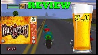 DBPG: Road Rash 64 Review (N64)