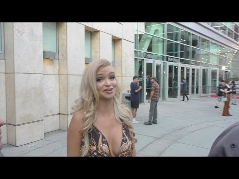 Mindy Robinson talks about fighting in movies and her new movie Guns For Hire outside the Mechanic R