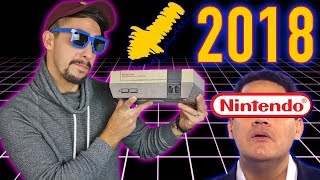 IS THE NES WORTH IT IN 2018? Nintendo Entertainment System REVIEW 2018