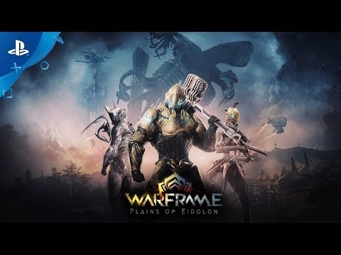 Warframe - Plains of Eidolon Launch Trailer | PS4 thumbnail