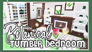 ROBLOX | Bloxburg: Botanical Tumblr Bedroom ♡