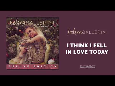 Kelsea Ballerini - I Think I Fell In Love Today (Official Audio)