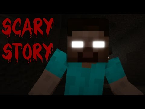 The Story Of Herobrine (SCARY MINECRAFT STORY)