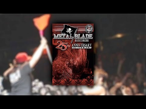 Metal Blade Records 25th Anniversary - Live in Worcester, MA (DVD)